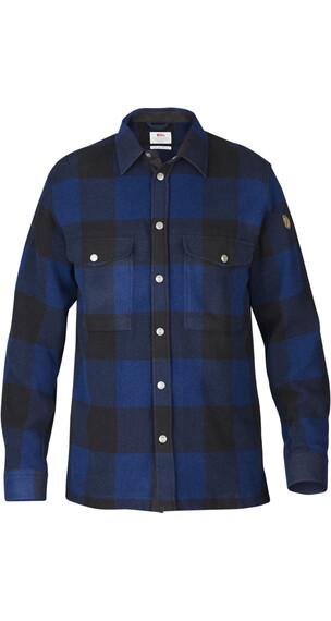 Fjällräven Canada Shirt Men Uncle Blue